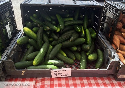 Cucumbers-Daniel-Island-Farmers-Market-POLYWOOD-Blog_540