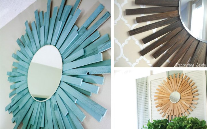 DIY-Starburst-Mirrors-Collage