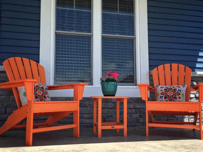 Tangerine-Adirondacks-POLYWOOD