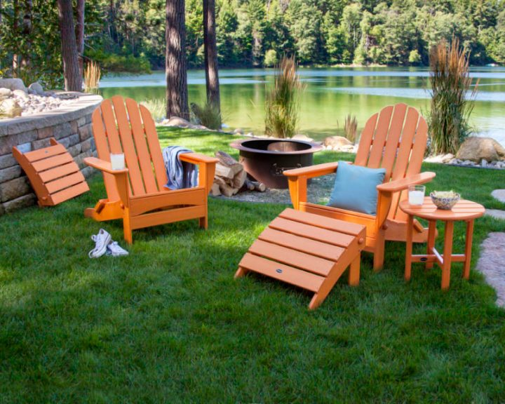 Adirondack Chairs – Perfect For Relaxing All Year Long