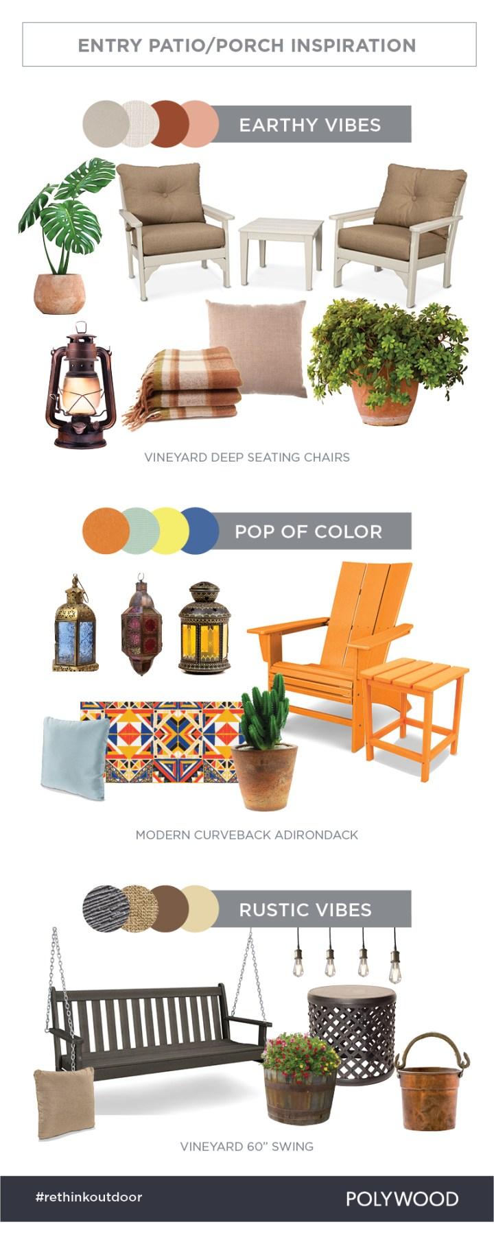 PolyWood Porch Inspiration