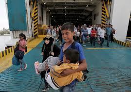 crianças migrantes