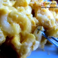 easy cheesy mac