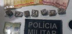 Operação da PM prende várias pessoas por trafico de drogas em SMJ