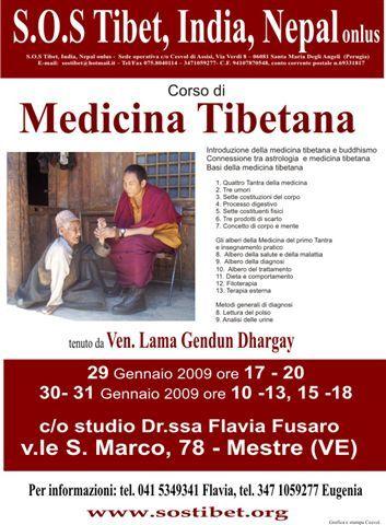 corso tibet