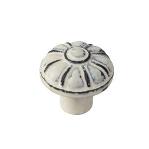 es pomo hierro envejecido patina beige 35mm tiradores vintage mueble en knob antique metal patinated beige vintage furniture handle fr bouton