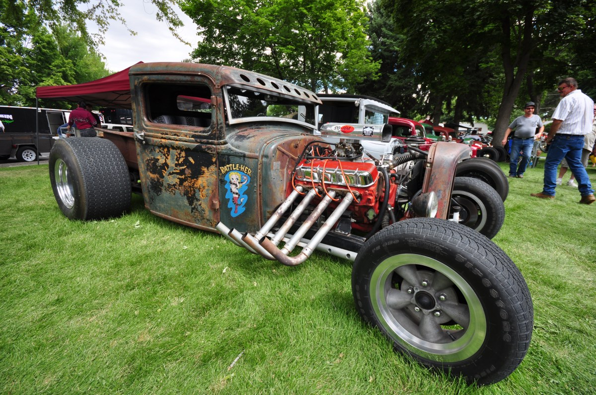 The Rat Rod: Just an Unfinished Hot Rod? | Pomona Swap Meet