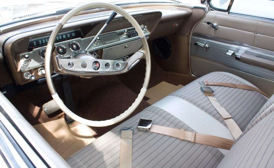 Classic Impala Seatbelts