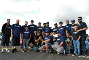 A group pic of the Just Cruzin So Cal VW Club members.