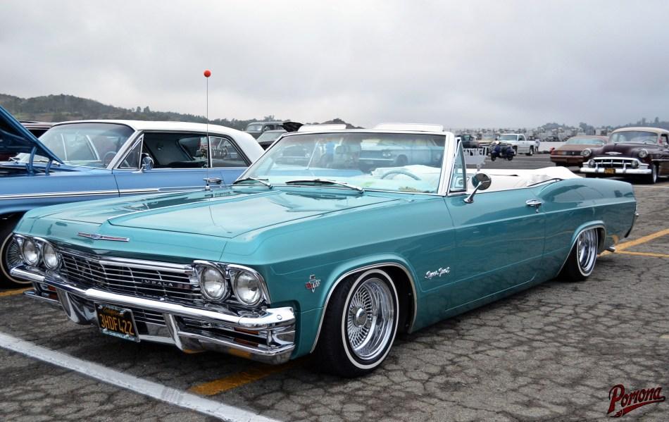 1965 Impala Convertible