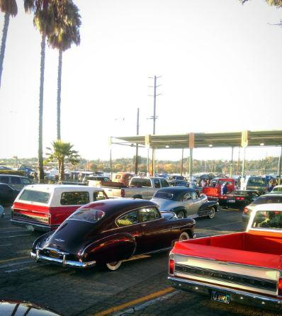 Gate 15 - The Classic Car Entrance