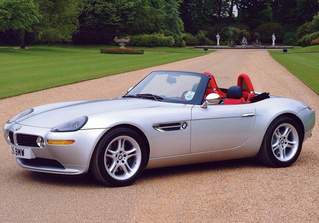 2001 BMW Z8 (BMW)