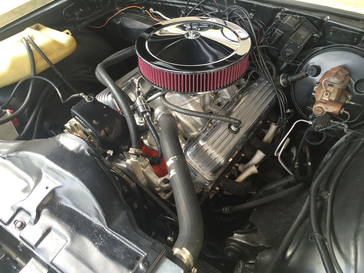 383 Stroker engine