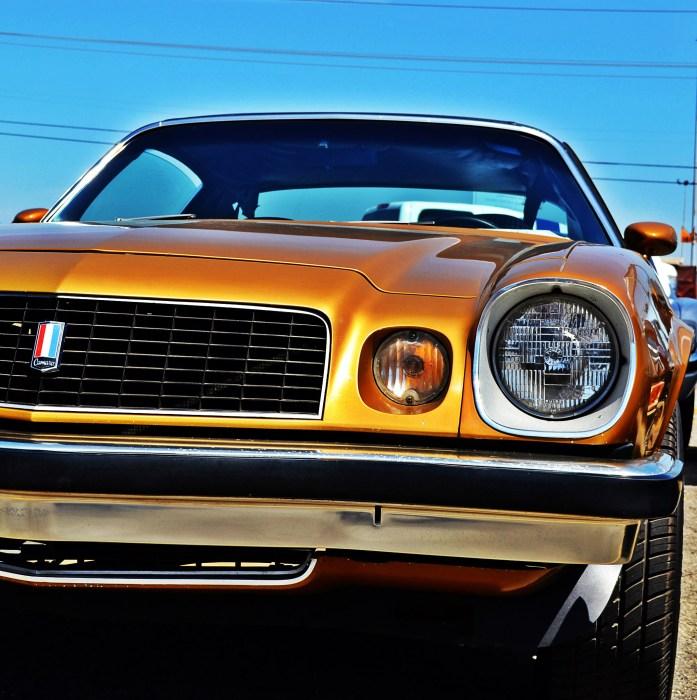 Classic Chevy Camaro