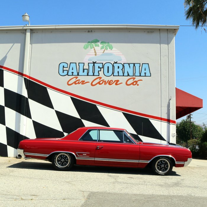 California Car Cover Office