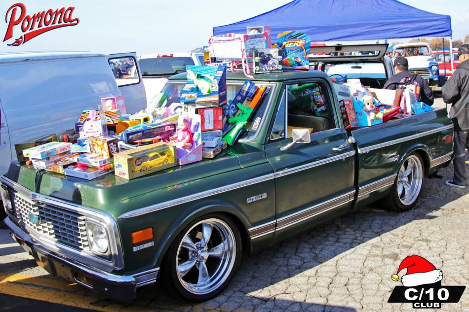 2018 C10 Club Toy Drive