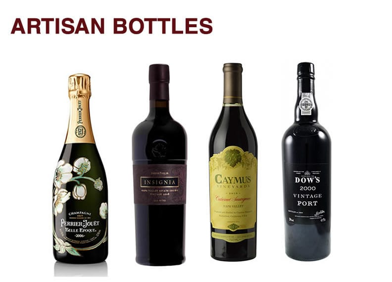 artisan bottles delivery