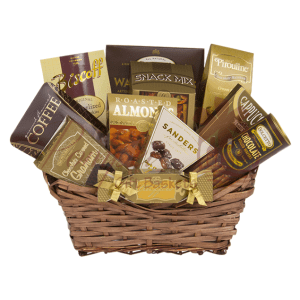 Snackers Delight Gourmet Basket