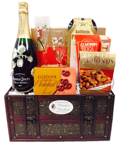 Champagne Gift Basket NYC