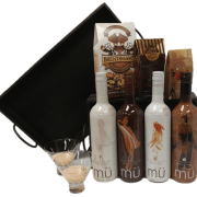 Four Mu for You Wine Gift Basket
