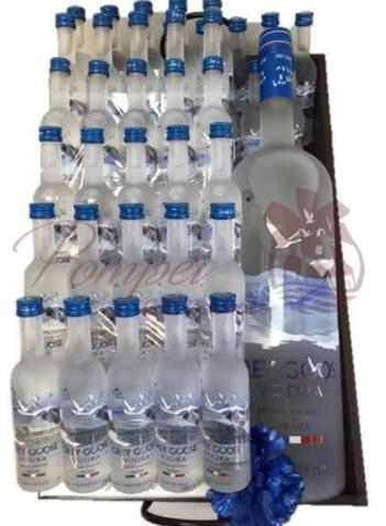 Grey Goose Gift Baskets