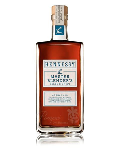 Morris County Hennessy Master Blender's