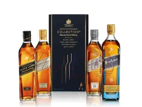 Johnnie Walker Blue Gifts