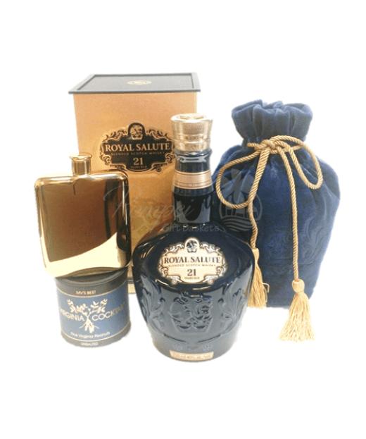 Chivas Royal Salute Scotch 21 Year
