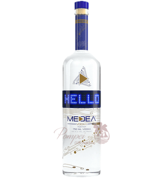 LED Vodka Bottle