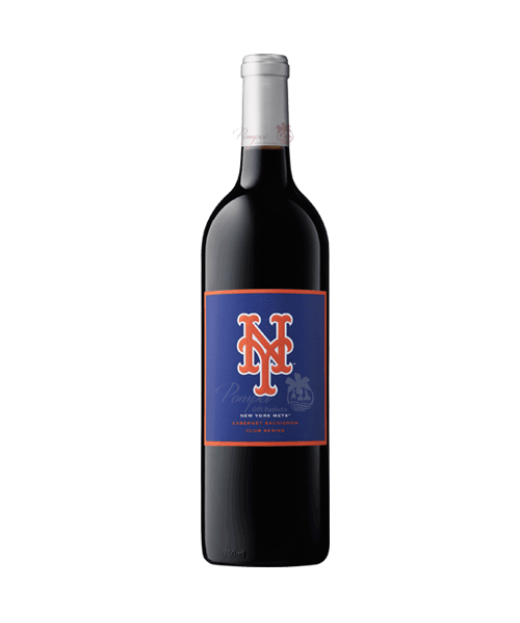 New York Mets Collectible Wine