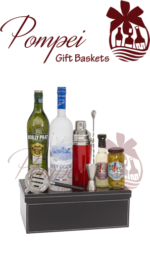 Martini Gift Baskets Delivered