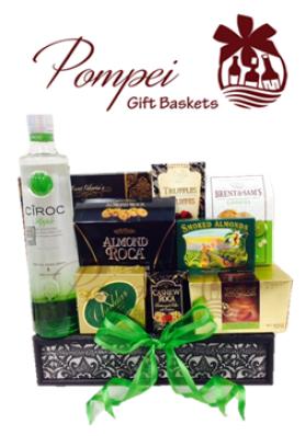 Ciroc Gift Baskets WV, Gift Baskets West Virginia, Ciroc Gifts WV, Engraved Ciroc WV, Liquor Gift Baskets West Virginia, Vodka Gift Baskets WV