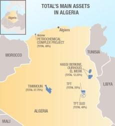 Sonatrach en Total hebben hun in 2017 aangekondigde samenwerking bekrachtigd met twee overeenkomsten. Erg Issouane gasveld Zo gaan ze samen het Erg Issouane gasveld exploiteren. Dat ligt ten zuiden van de Tin Fouyé Tabankort (TFT) waar het Franse Total al langer partner van Sonatrach is.