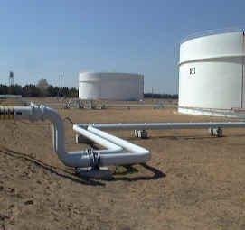 API 653 Inspection of Above Ground Storage Tanks - Craney Island, VA
