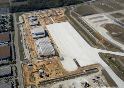 Apron, Taxiway & Hydrant System - Tennessee Air National Guard, Knoxville, TN