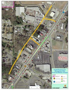 Austell Road Access Management Plan Cobb County Georgia 1