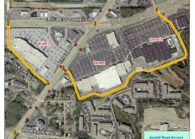 Austell Road Access Management Plan - Cobb County, GA