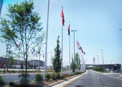 Aviation Boulevard - Hartsfield-Jackson Atlanta International Airport, GA