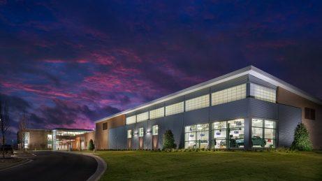 Barrow Academic Building 1