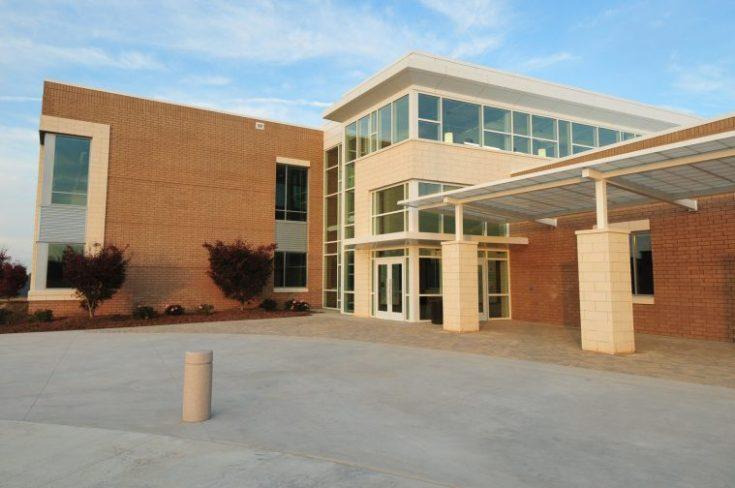 Barrow Academic Building 2
