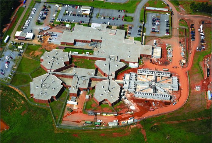 Bartow County Jail Expansion 1