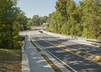 Bridge Replacement & Intersection Safety Improvements - Roswell, GA