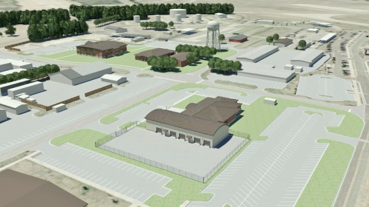 Civil Engineering (CE) Complex Charleston Air Force Base South Carolina 1