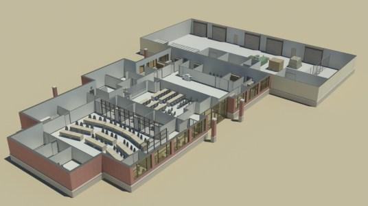 Civil Engineering (CE) Complex Charleston Air Force Base South Carolina 4
