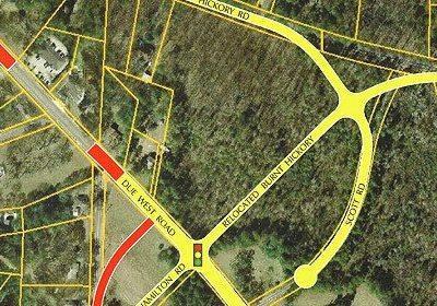 Due West Road Corridor Improvements - Cobb County, GA