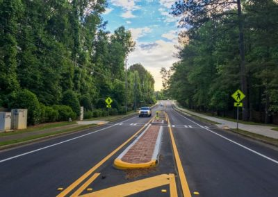 Eves Road Complete Street - Roswell, GA