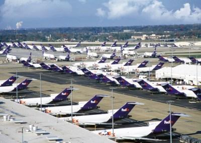 FedEx West Ramp Hydrant System - Memphis International Airport, TN