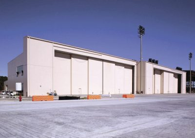 Fuel Cell Maintenance & Corrosion Control Facilities - Pope Field, NC