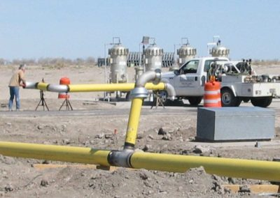 Fuel Pipeline Replacement & Cathodic Protection for Tanks 4 & 5 - Naval Air Station Fallon, NV