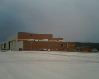 Greenside Type II Maintenance Hangar Marine Corps Base Quantico Virginia 4